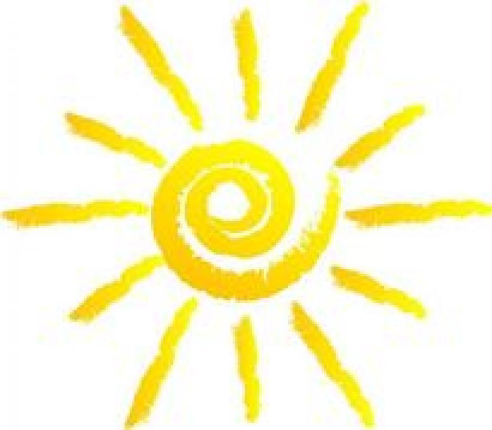 Sonne clipart gratis  Clipart kostenlos sonne